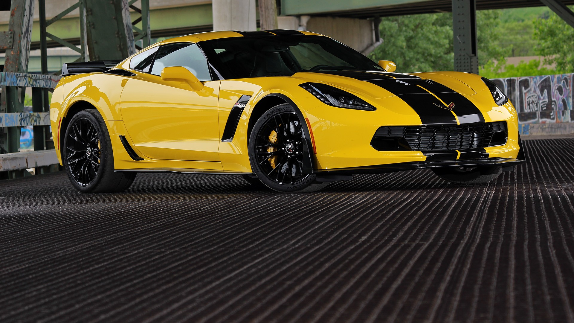 2015 Corvette Z06 Gets a Procharger, Jumps to Over 1,000 HP - autoevolution