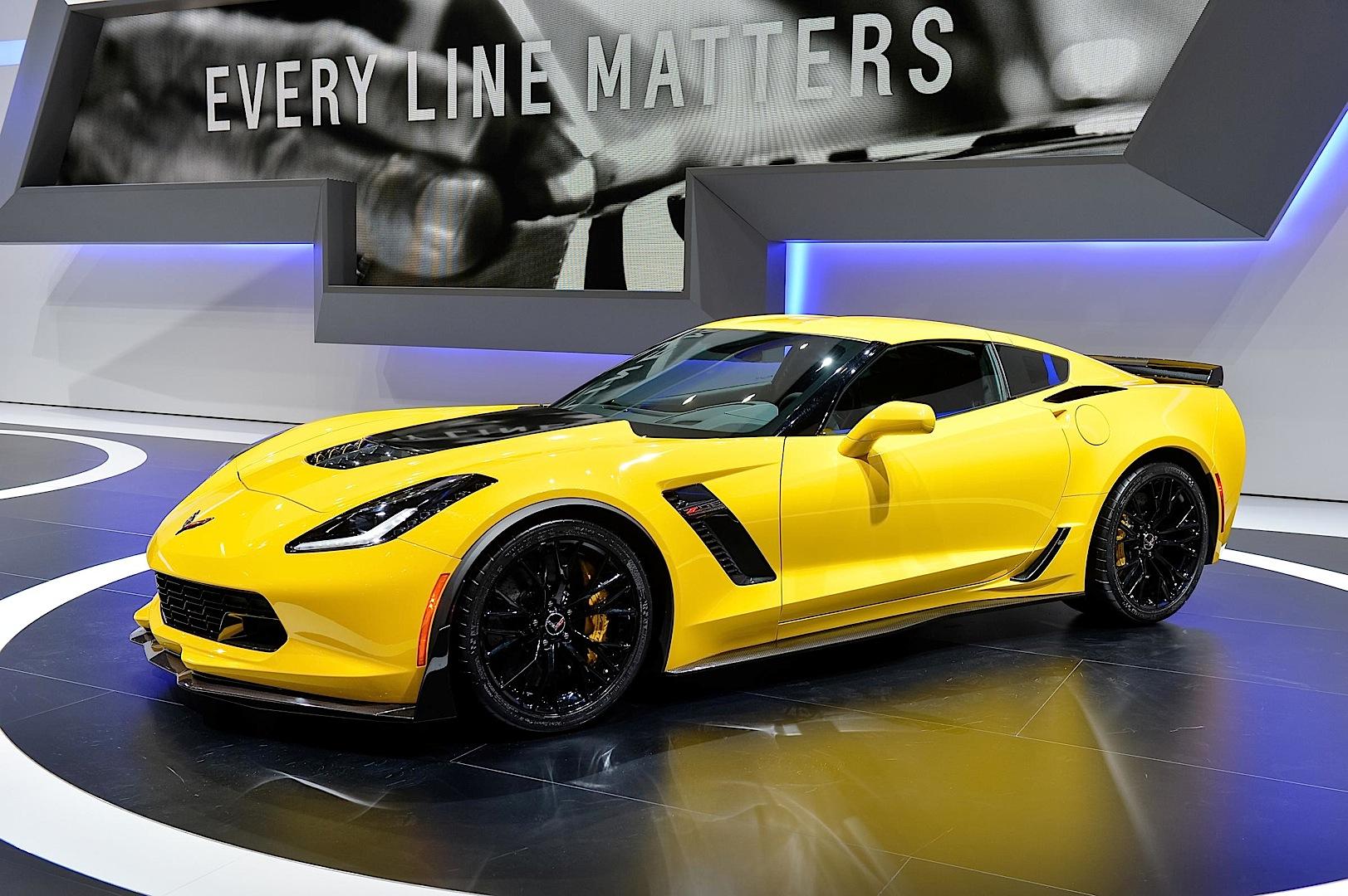2015 Corvette Z06 Makes European Debut In Geneva Video