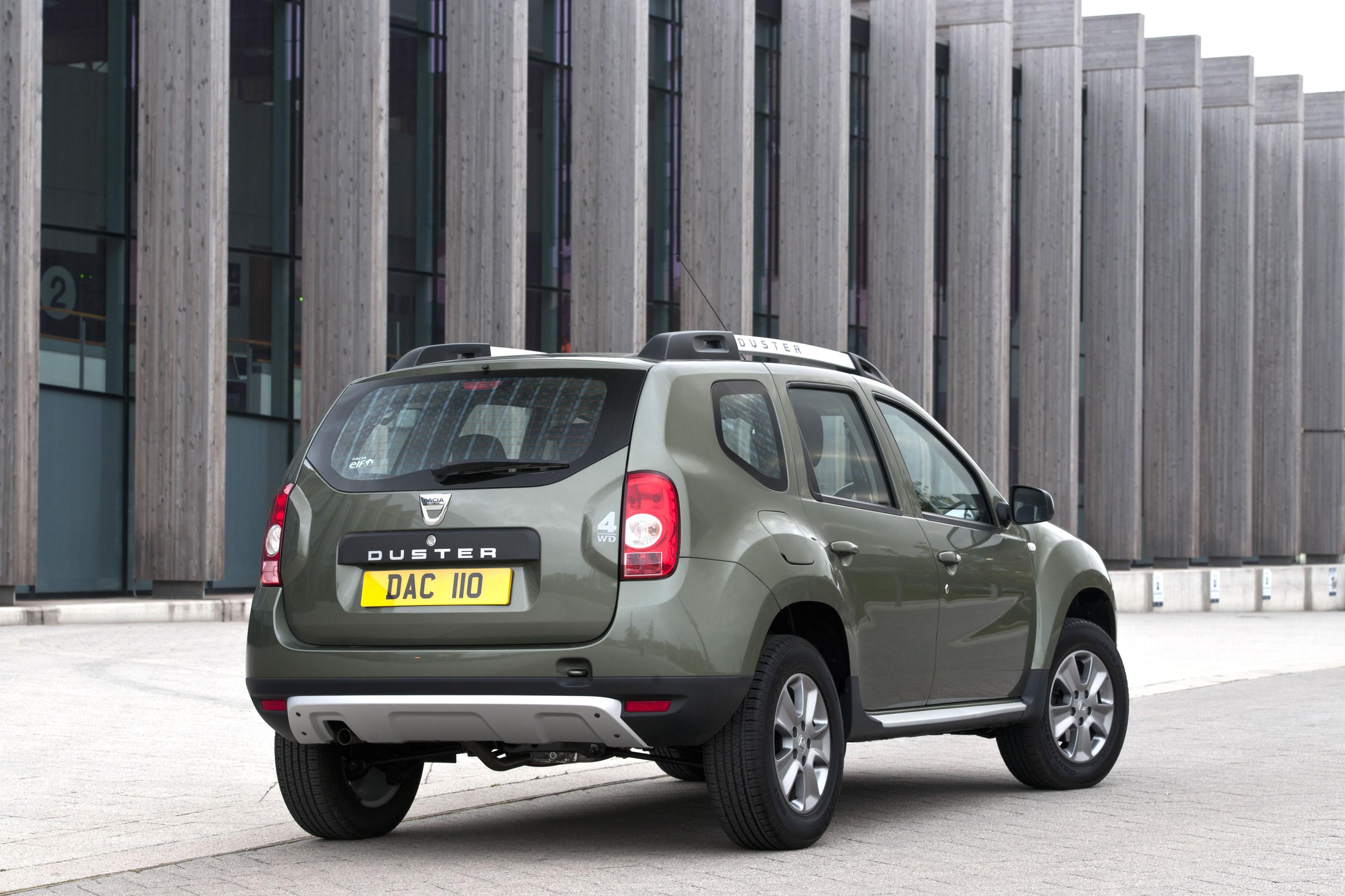 2015 Dacia Duster Facelift For Uk Market Unveiled Autoevolution