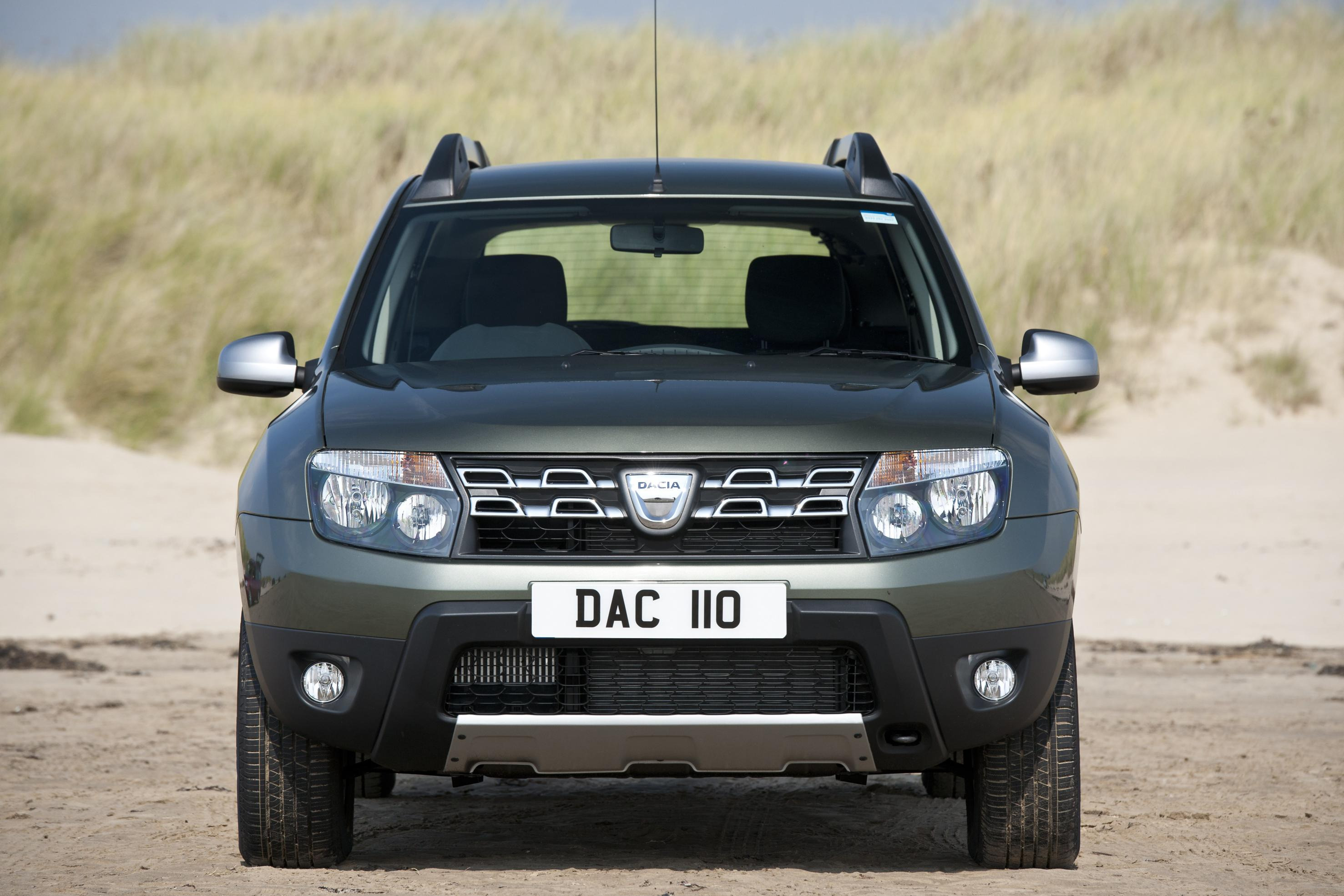 Budget Used Car Sales >> 2015 Dacia Duster Facelift for UK Market Unveiled ...