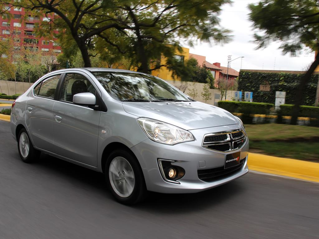 2015 Dodge Attitude is a Reskinned Mitsubishi Mirage, Sold Only in Mexico – Photo Gallery ...