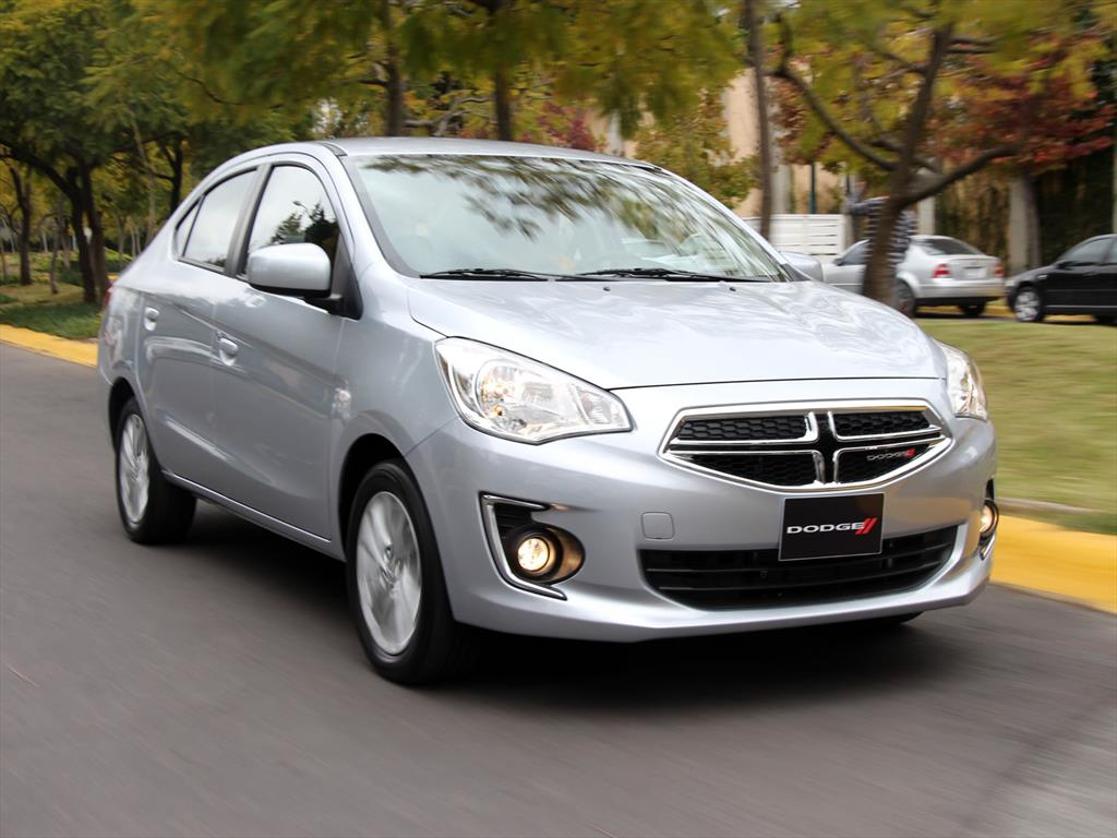 2015 Dodge Attitude Is A Reskinned Mitsubishi Mirage Sold