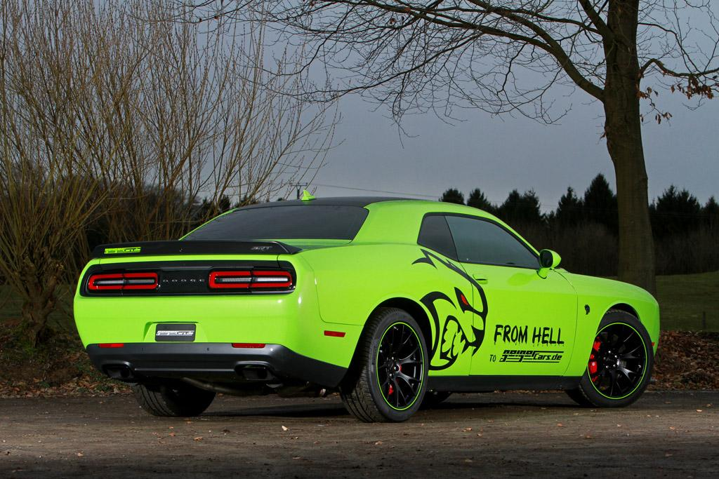 2015 Dodge Challenger SRT Hellcat Price In Europe: €86,000 Isn't ...