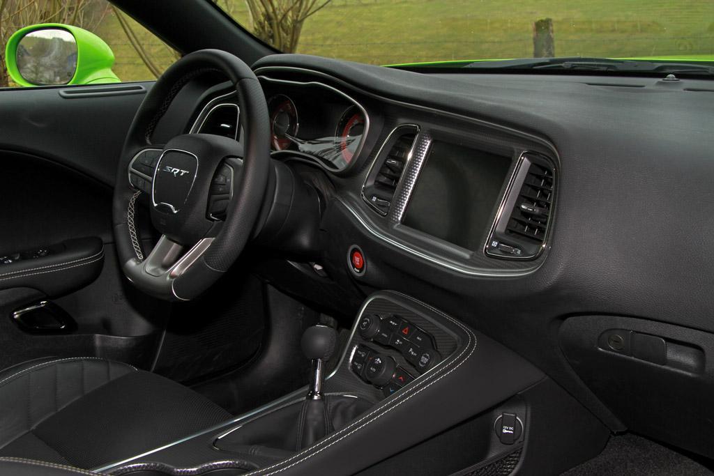 2015 Dodge Challenger SRT Hellcat Price In Europe: €86,000 Isn't ...