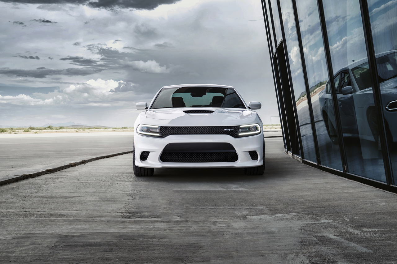2015 Dodge Charger Srt Hellcat Is The Most Powerful Sedan