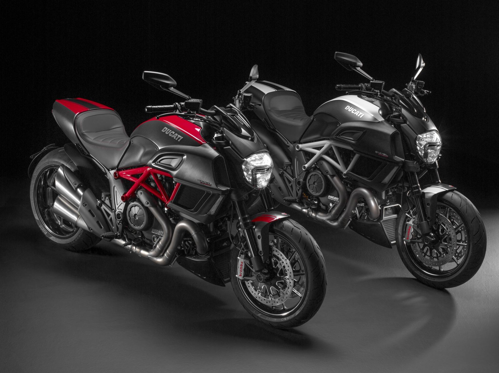 Ducati Diavel Performance Upgrades