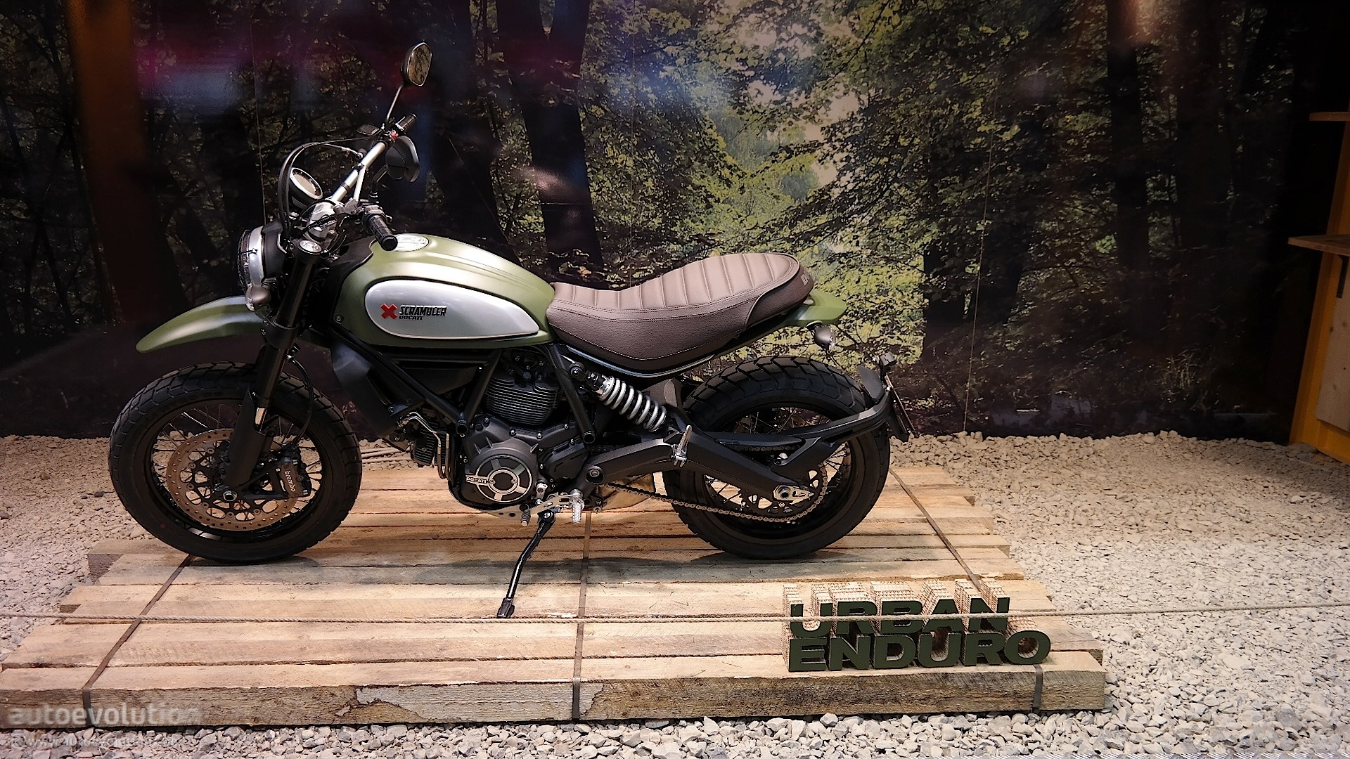 2015 Ducati Scrambler Comes In Four Flavors At Eicma 2014 Ugly