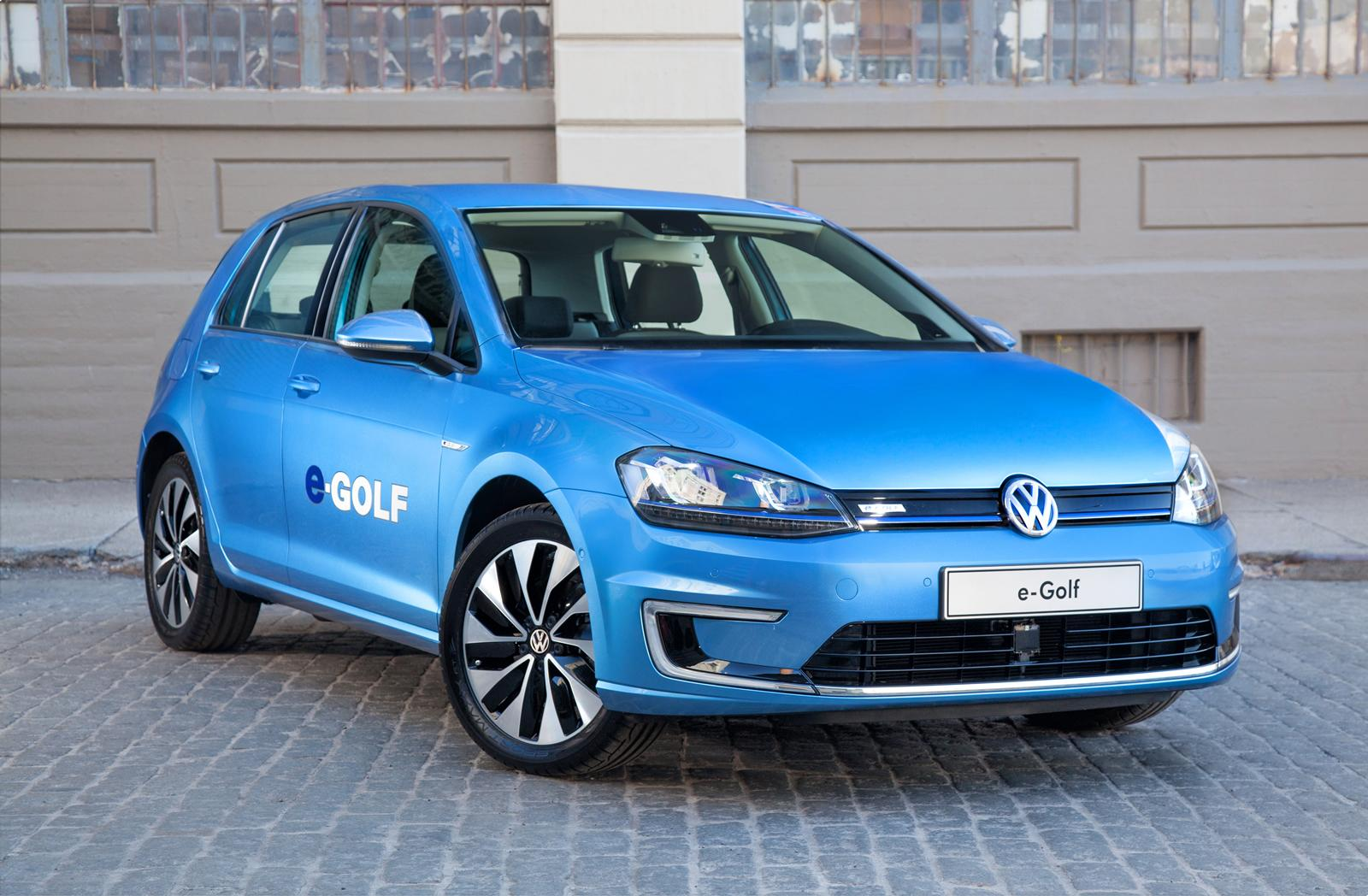 2015 e-Golf: the First Electric Volkswagen Coming to the ...