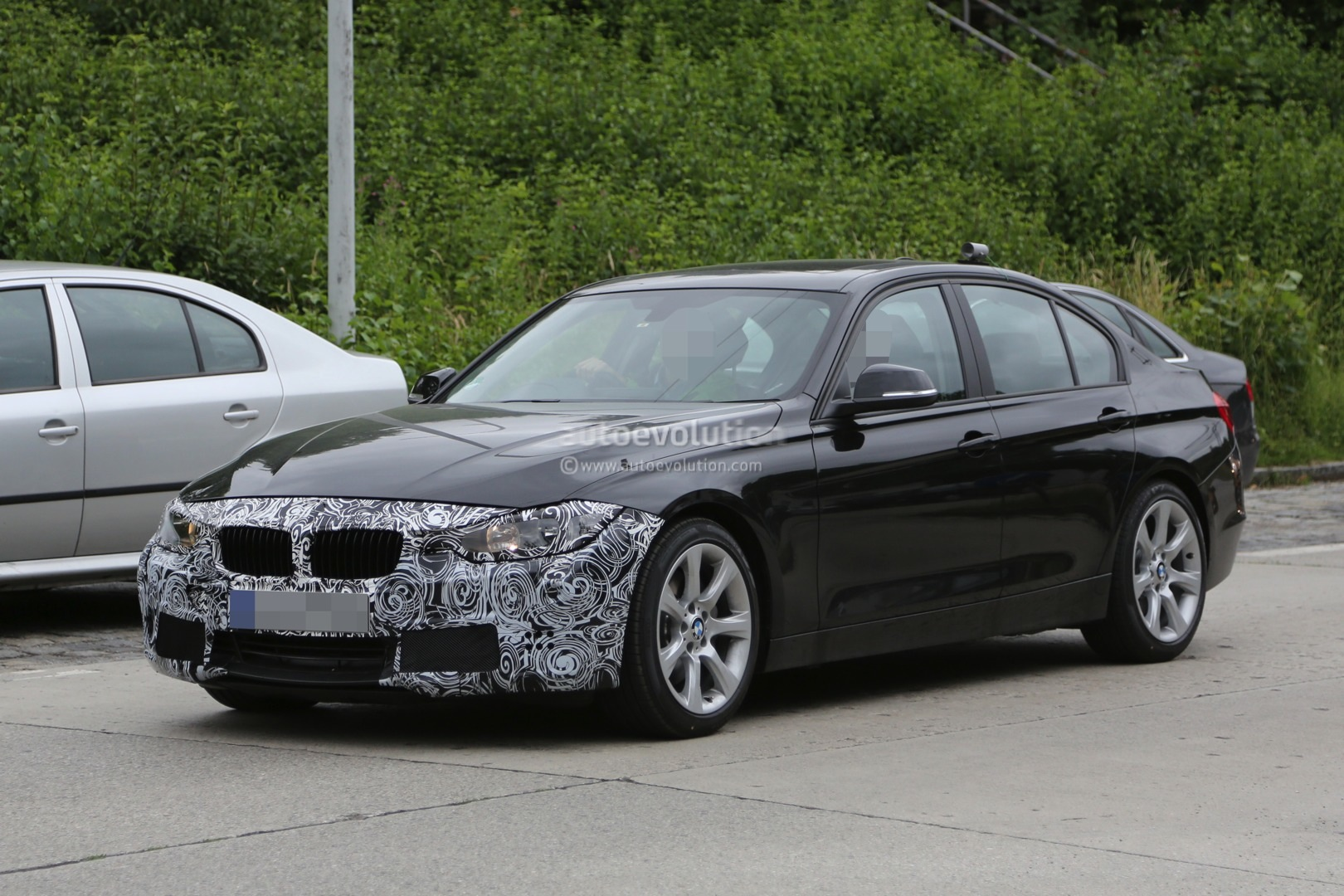 Bmw 3 Series 2015 Facelift 2015 Facelift BMW 3 Se...