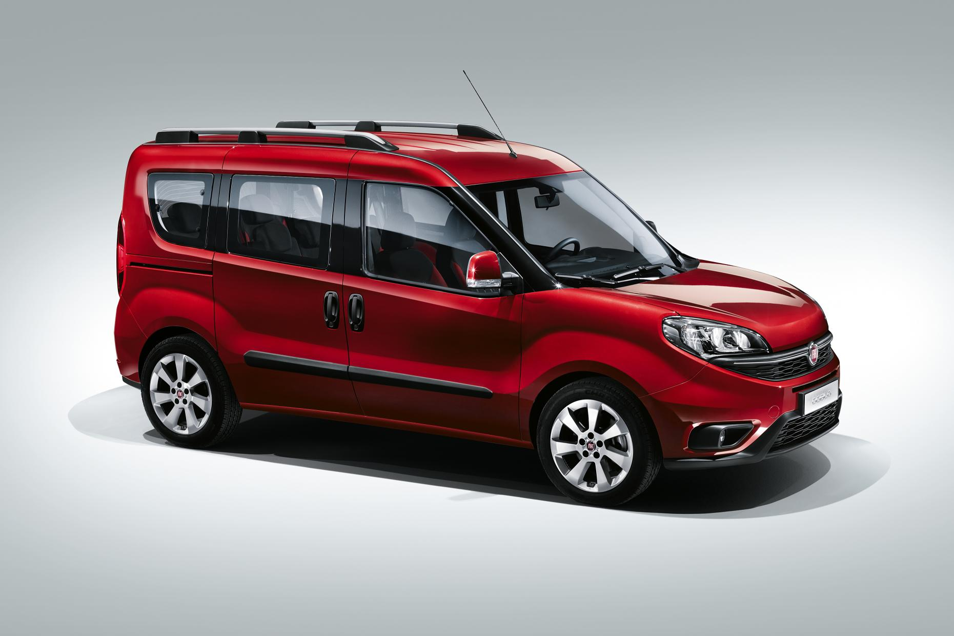 2015 Fiat Doblo Pricing Starts at £13,480 - autoevolution