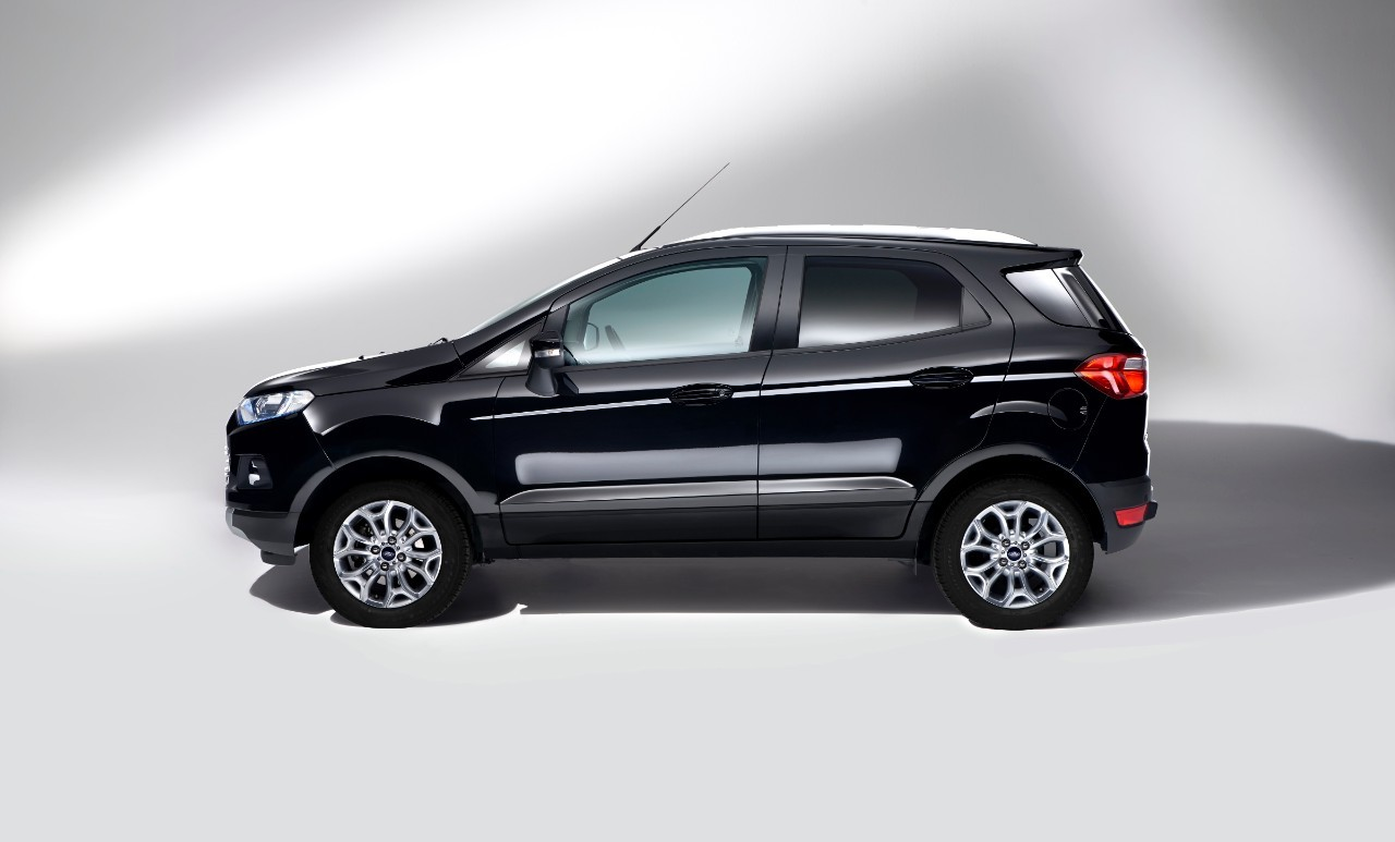 2015 Ford EcoSport Facelift Boasts Small but Welcomed ...