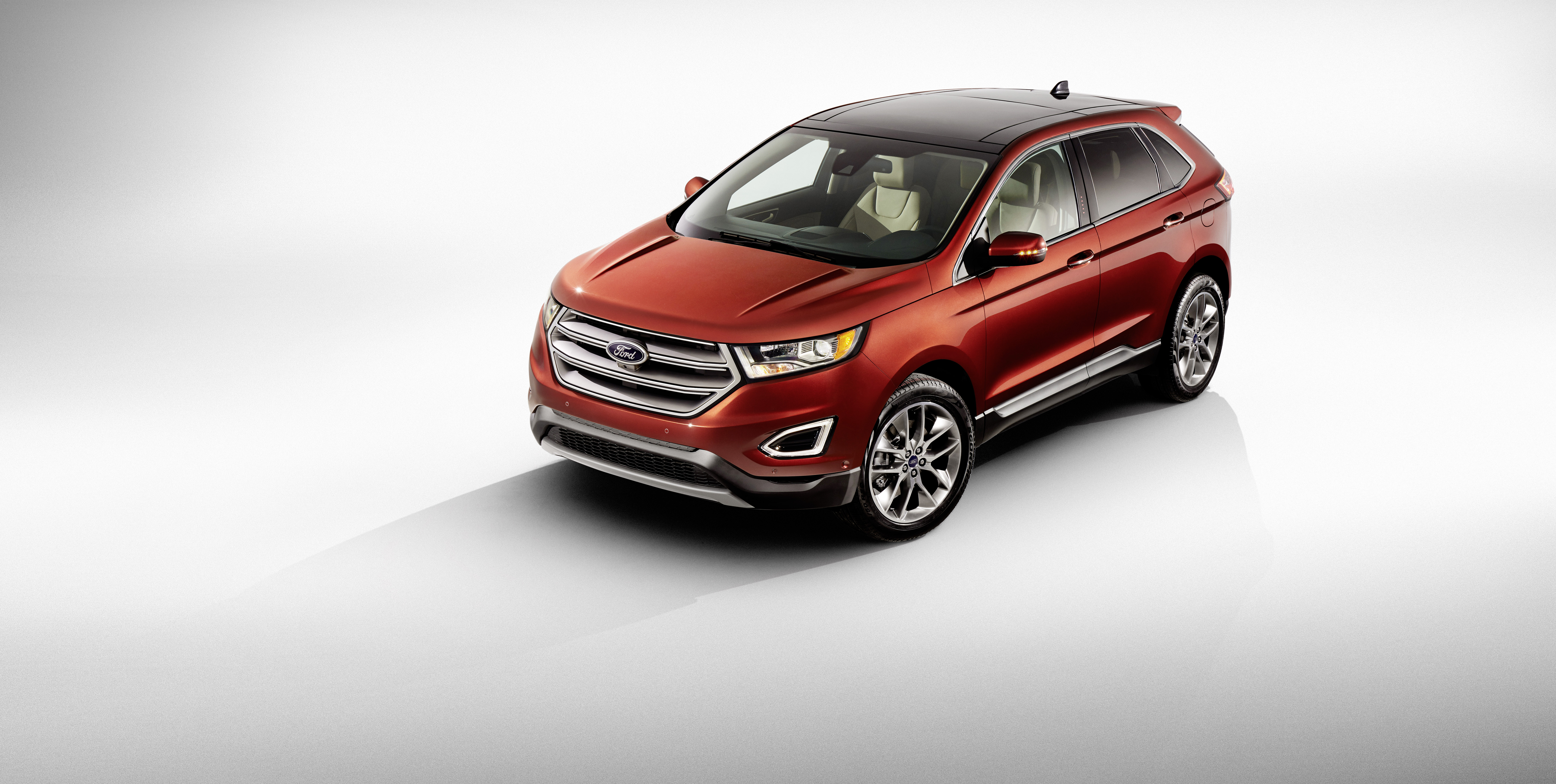 2015 Ford Edge 2.0 EcoBoost Twin-Scroll Turbo Engine Detailed - autoevolution