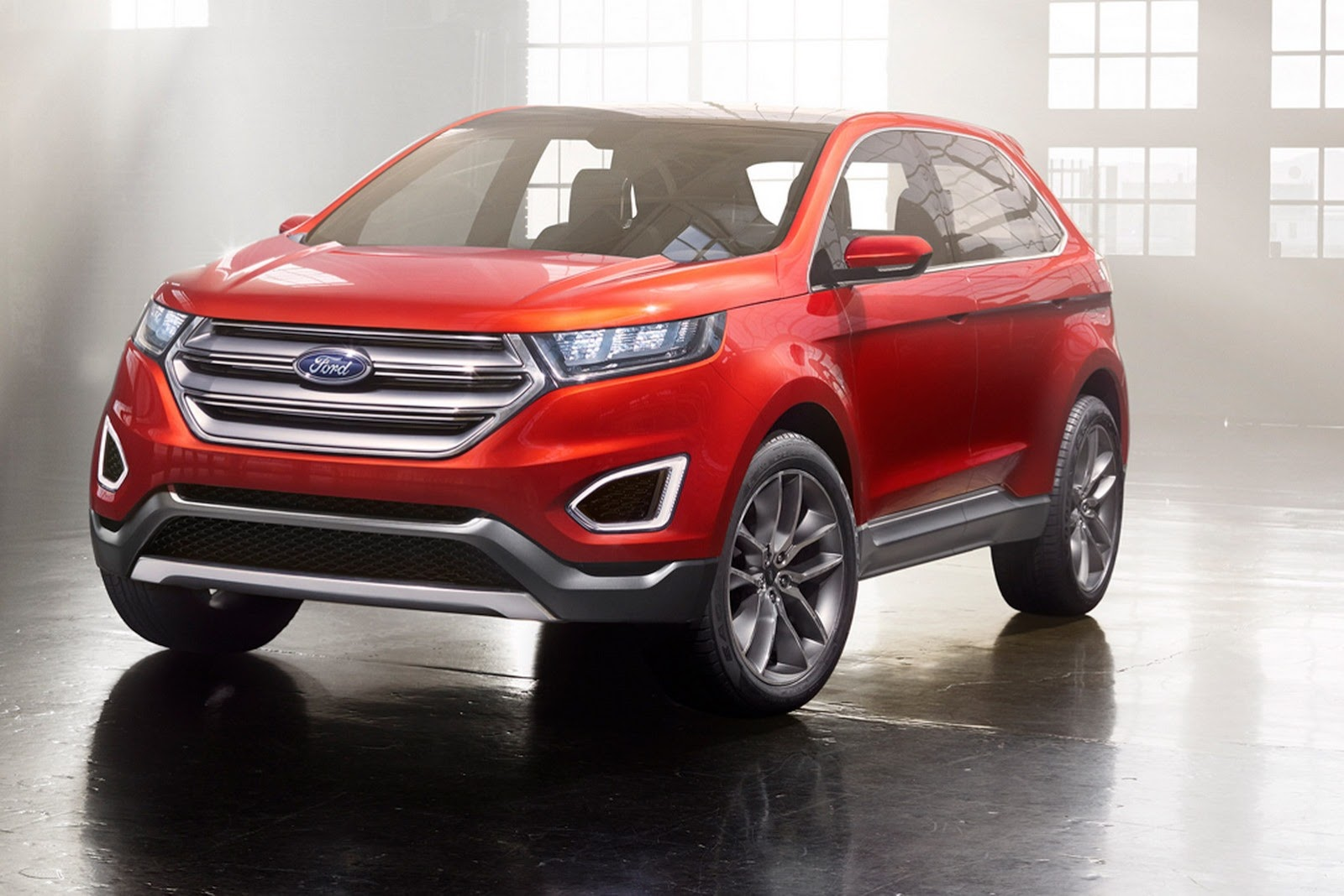 Havill Spoerl Ford >> The Ford Connection The 2015 Ford Edge Features Cutting