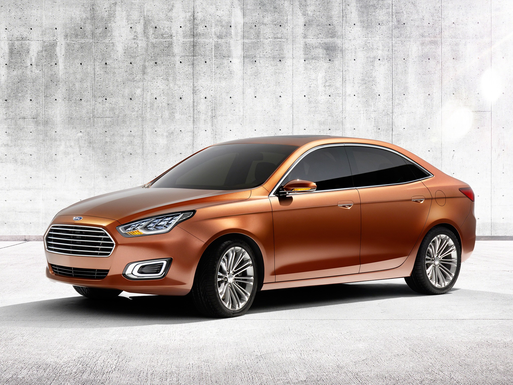 2015 ford escort boosts china sales almost 20 in january autoevolution. Black Bedroom Furniture Sets. Home Design Ideas