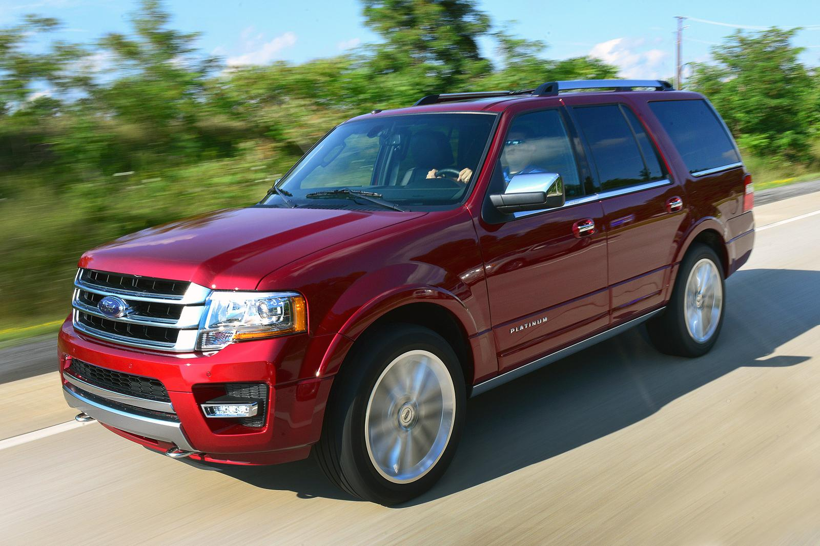 Ford Expedition 2015 Black 2015 Ford Expedition Photo