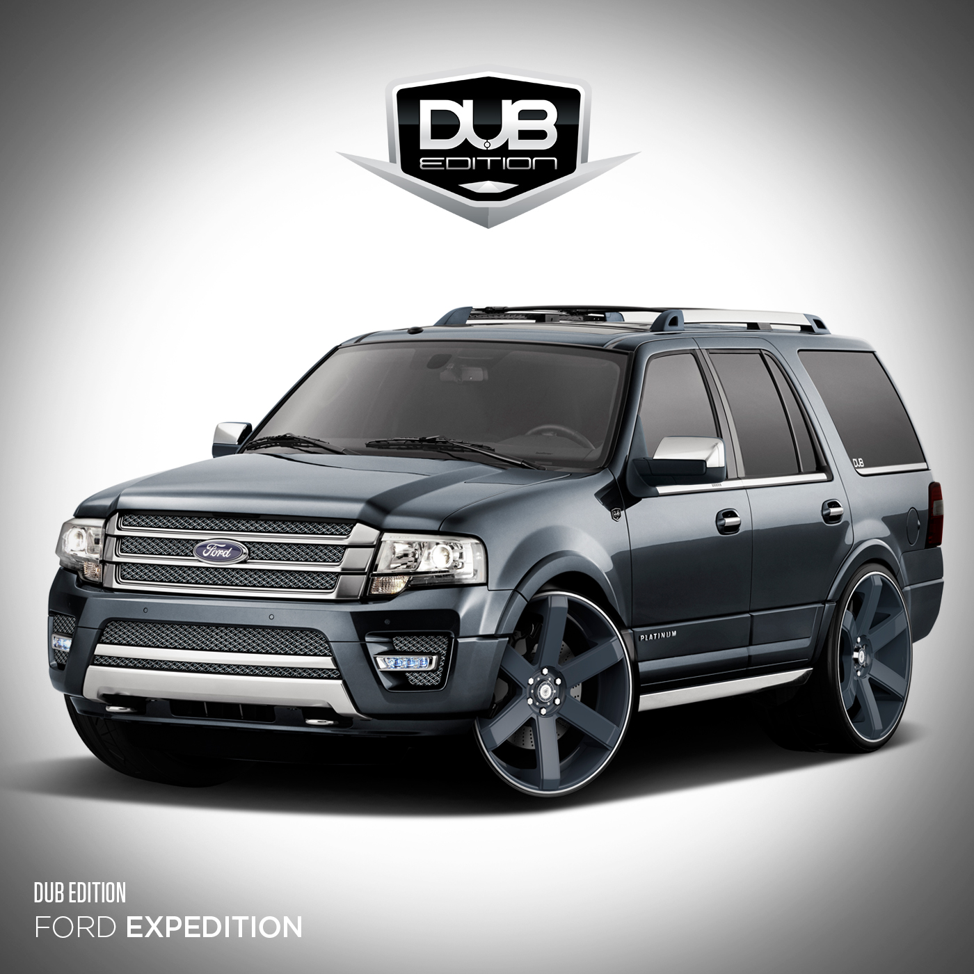 2015 Ford Expedition Pimped for the SEMA Show - autoevolution