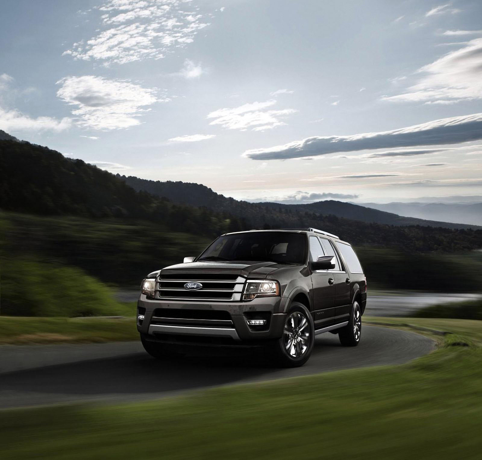 Ford Expediton: 2015 Ford Expedition Revealed With 3.5-liter EcoBoost
