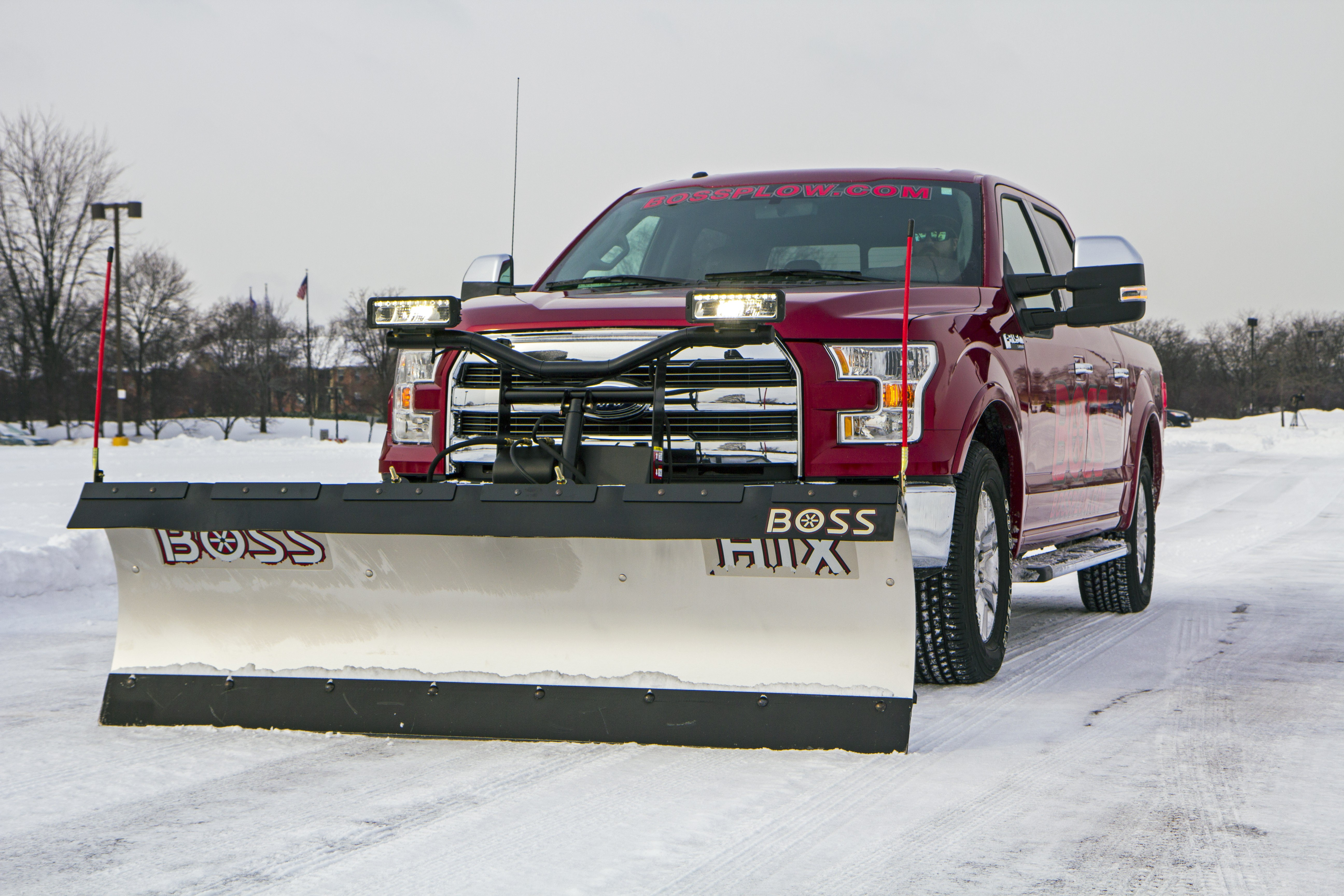 2015 Ford F-150 Snow Plow Option Costs 50 Bucks Sans the ...
