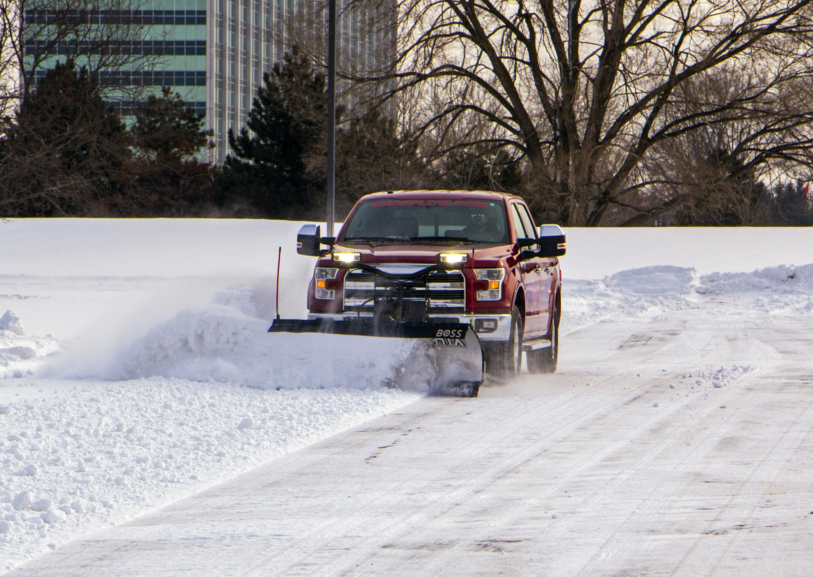 Ford Grand C Max 5 >> 2015 Ford F-150 Snow Plow Option Costs 50 Bucks Sans the Plow - autoevolution
