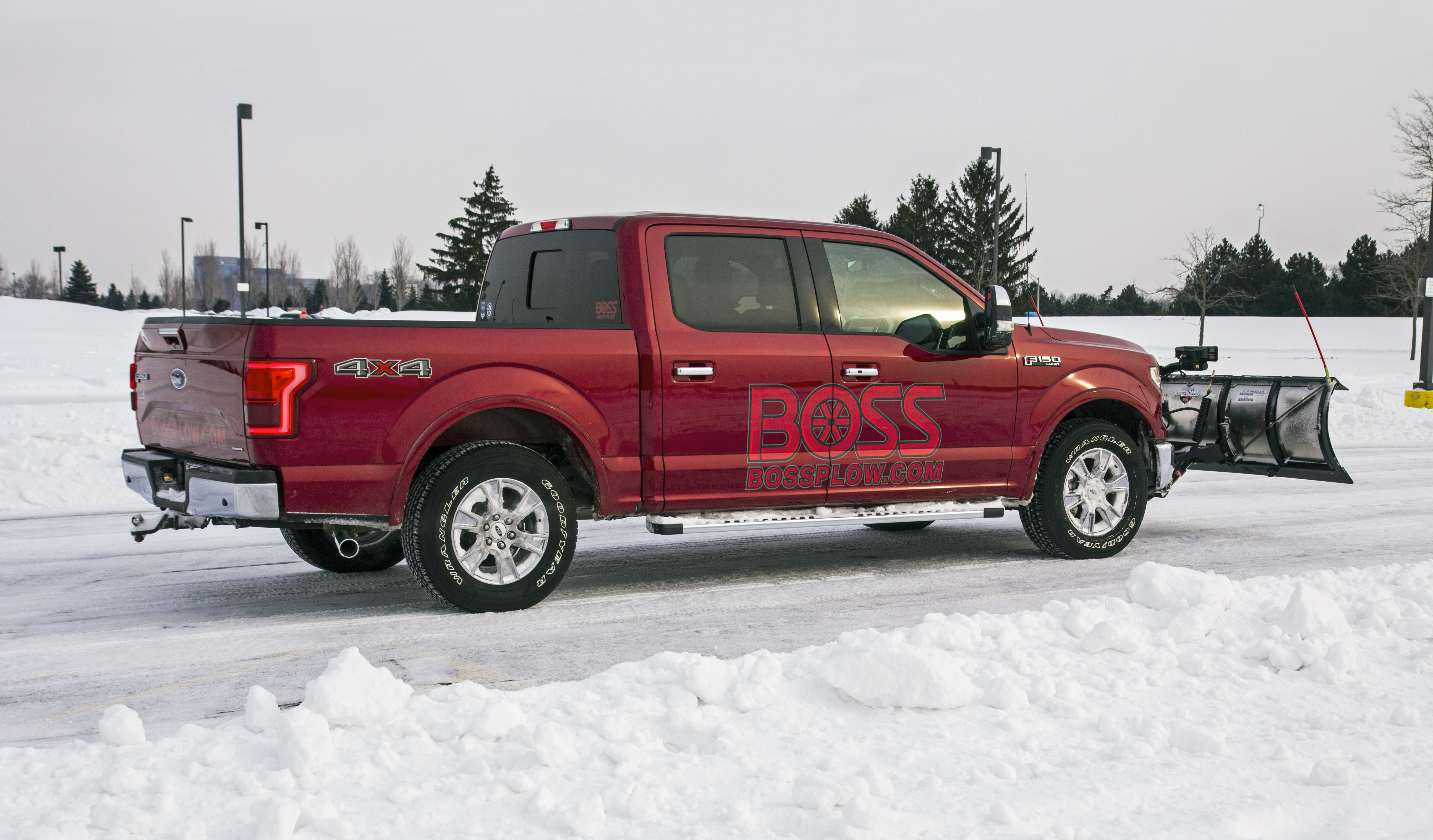 Ford F 150 Snow Plow >> 2015 Ford F-150 Snow Plow Option Costs 50 Bucks Sans the Plow - autoevolution