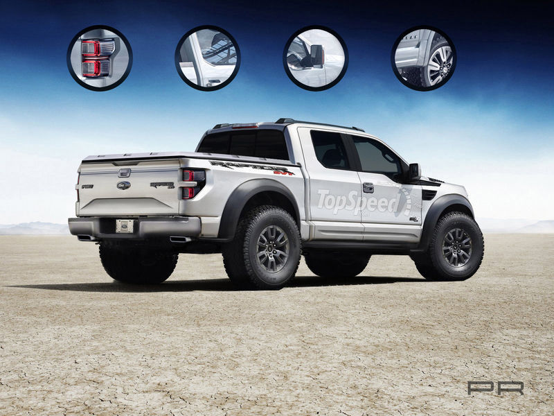 2015 Ford F 150 SVT Raptor