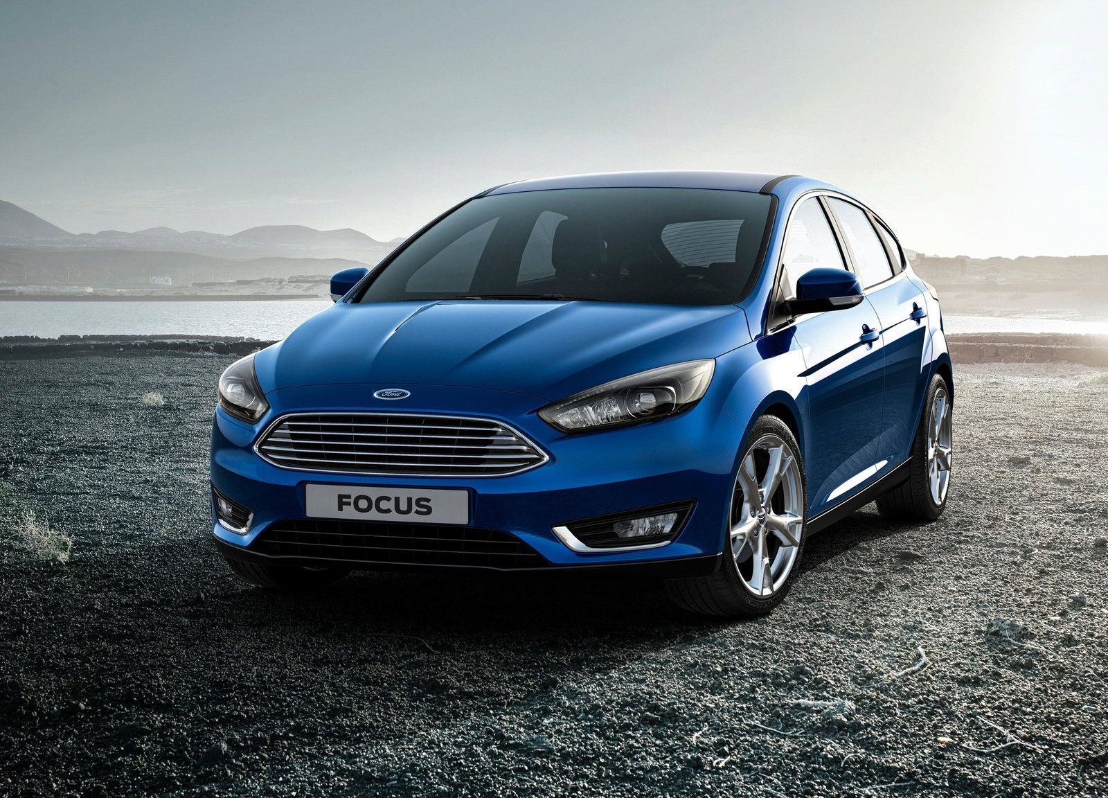 how to open a ford focus the hud