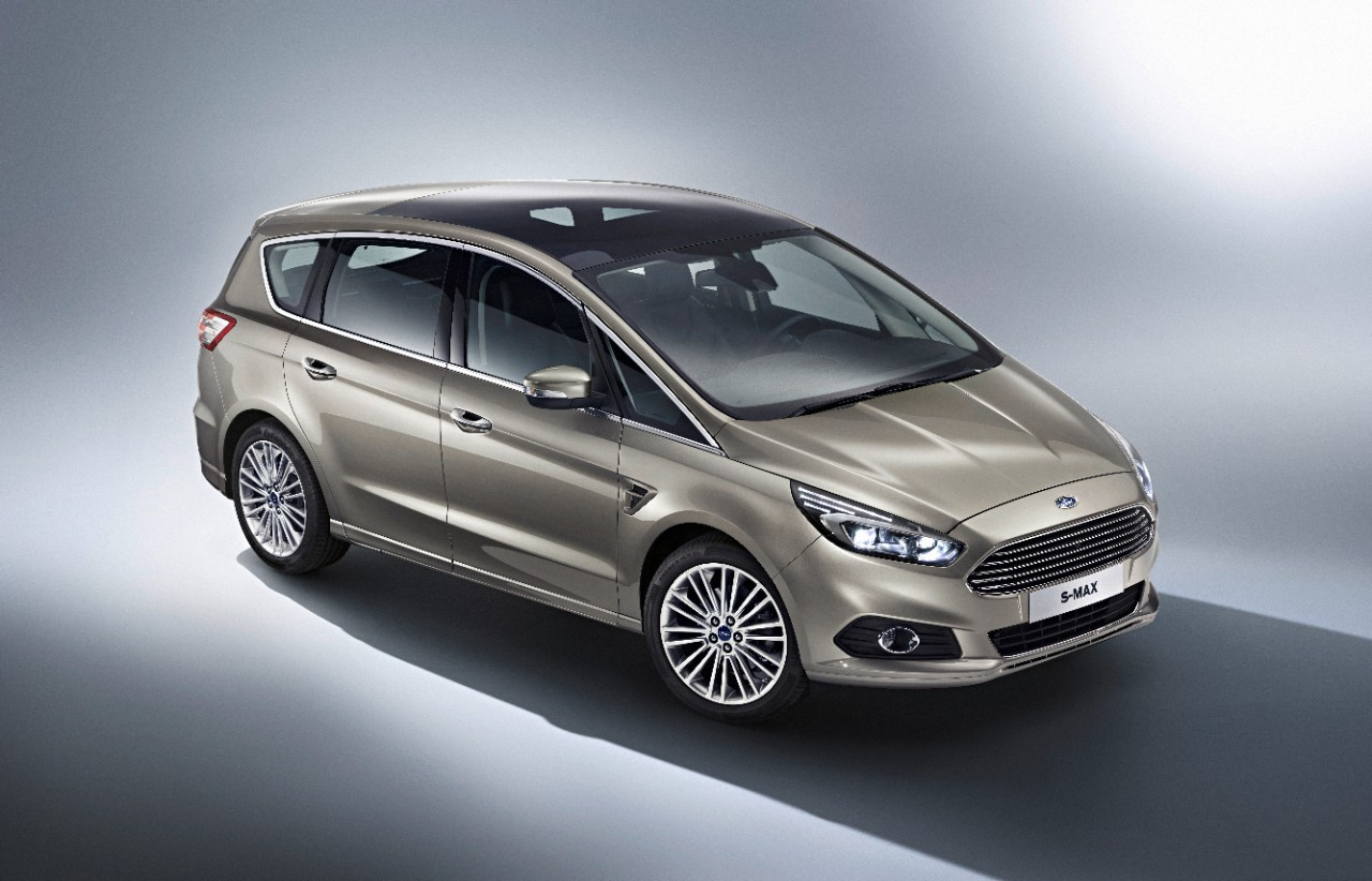 Ford Galaxy Ford Vignale Mondeo To Enter Production At Valencia Later This Year Photo Gallery
