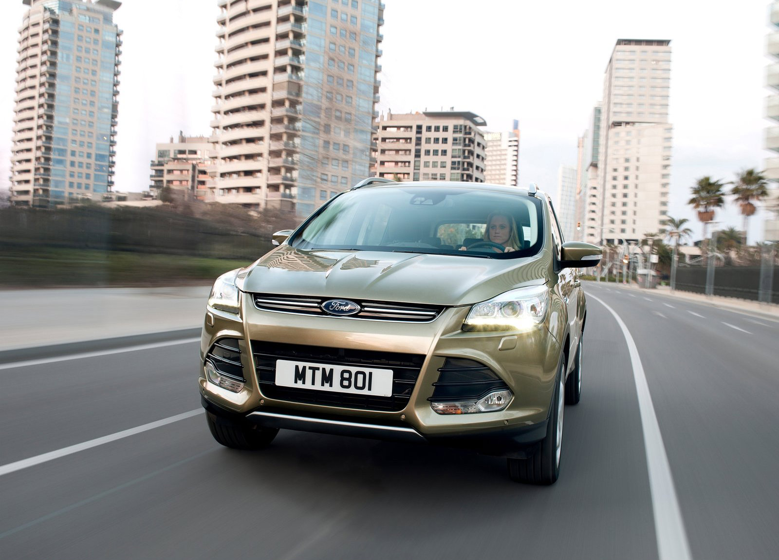 2015 Ford Kuga Upgrades Include Reworked 2 0 Tdci Turbo