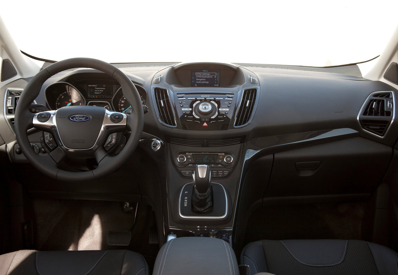 2015 Ford Kuga Upgrades Include Reworked 2.0 TDCi Turbo Diesel Engine ...