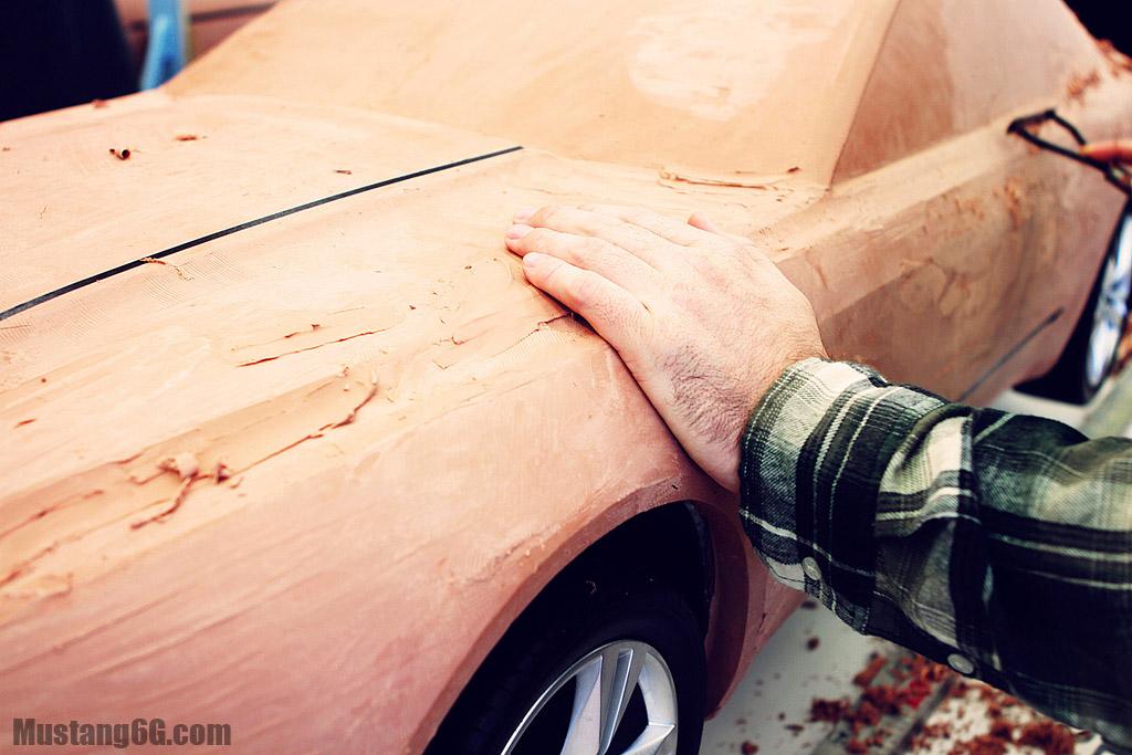 2015 Ford Mustang Design Prototype Model Leaked ...