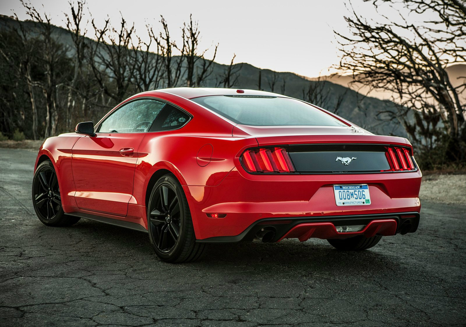 2015 ford mustang european pricing announced 2 3 liter. Black Bedroom Furniture Sets. Home Design Ideas