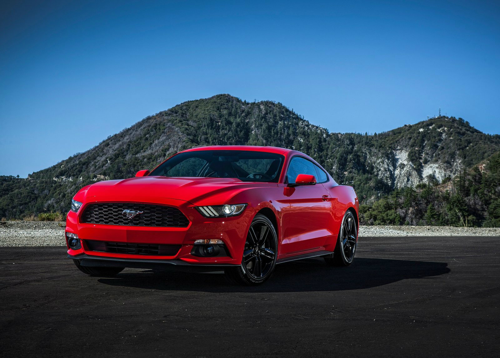Ford Mustang Ecoboost >> 2015 Ford Mustang European Pricing Announced, 2.3-liter ...