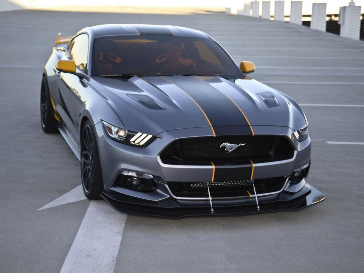 Ford Mustang Gt F  Lightning Ii Edition