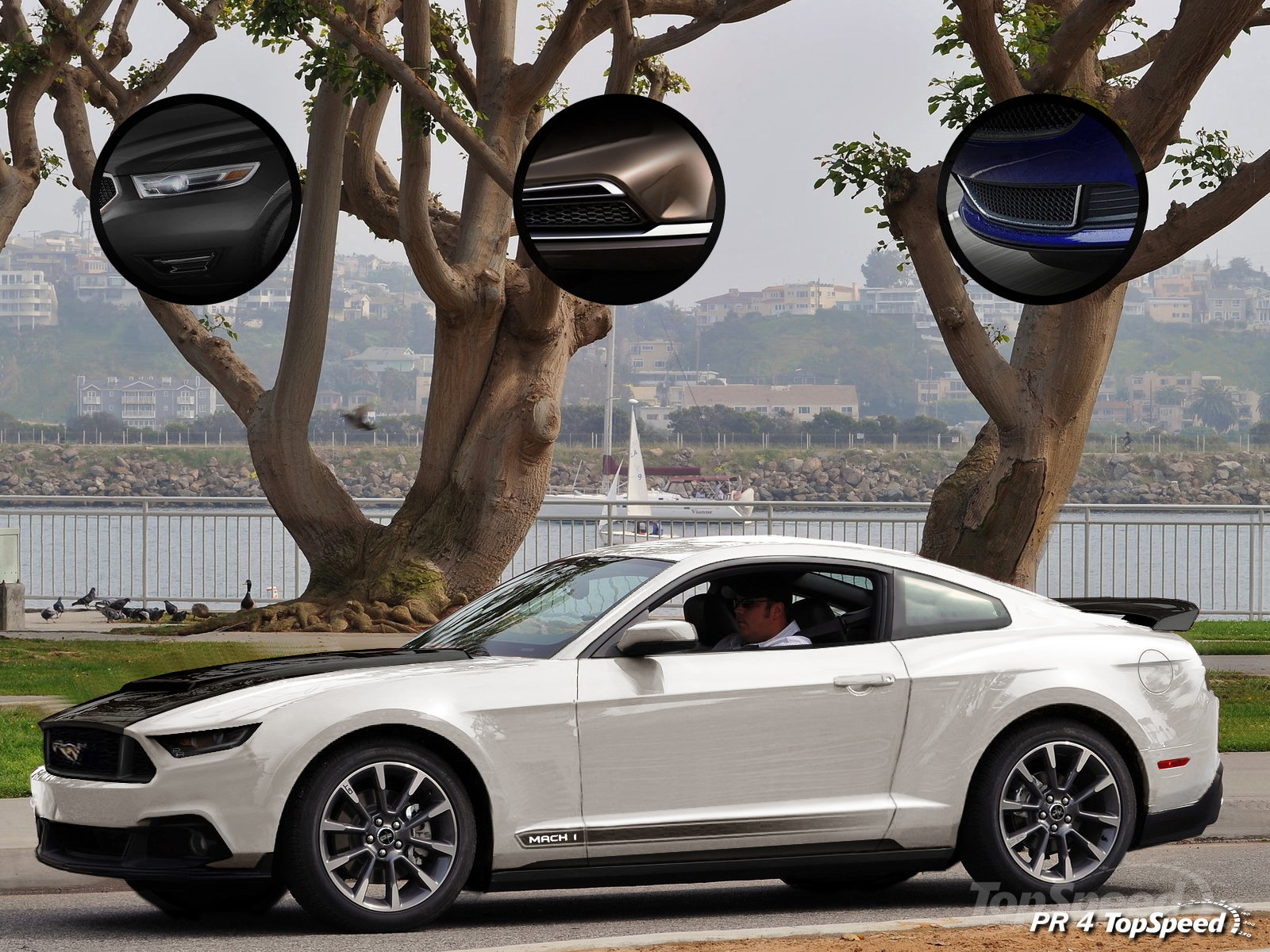 2015 Ford Mustang Mach 1 | car review @ Top Speed