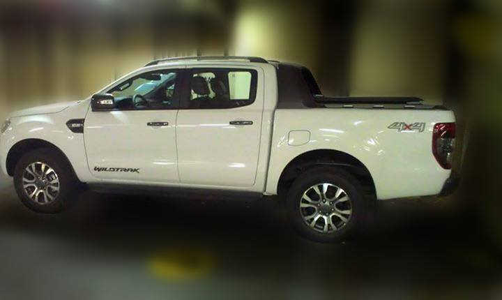 2015 ford ranger wildtrak spied by mzcrazycars