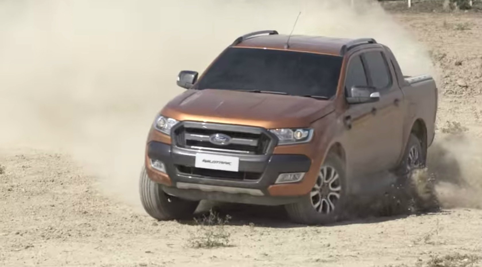 2015 ford ranger wildtrak looks rough and rugged autoevolution. Black Bedroom Furniture Sets. Home Design Ideas