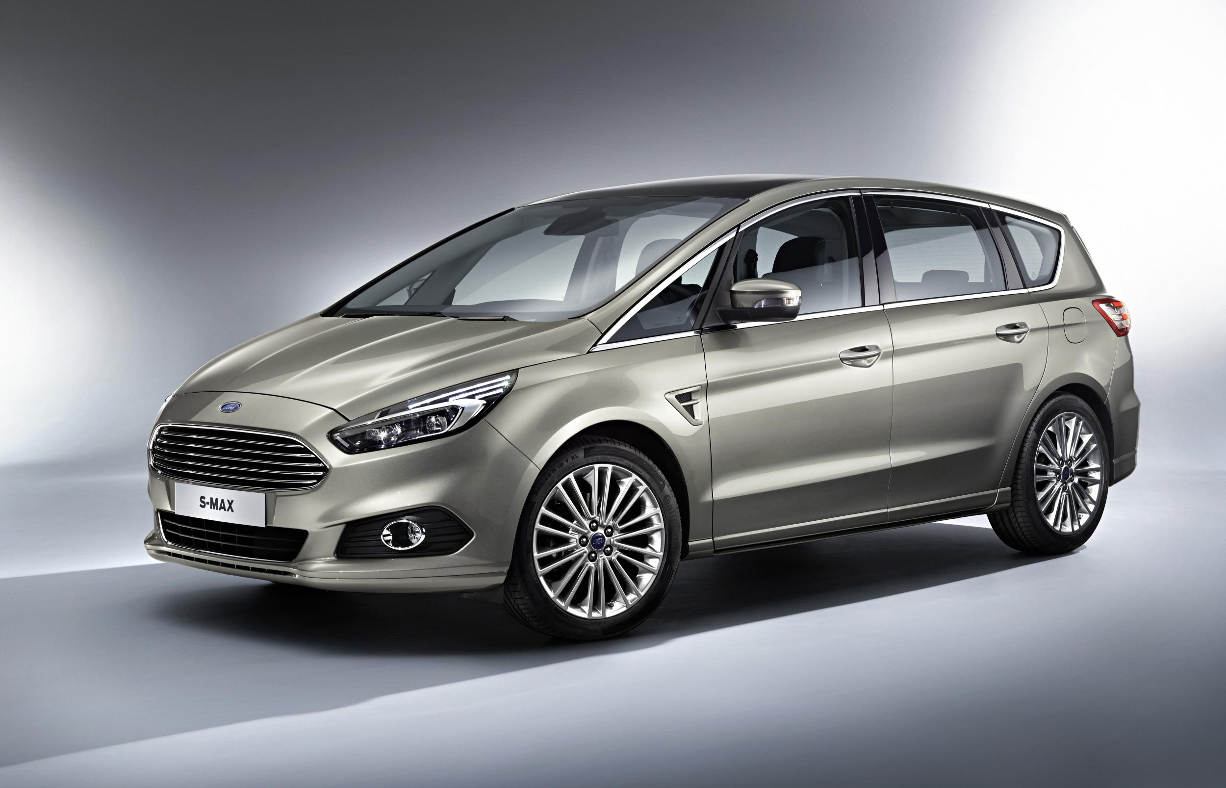 2015 ford s max detailed ahead of paris motor show debut. Black Bedroom Furniture Sets. Home Design Ideas