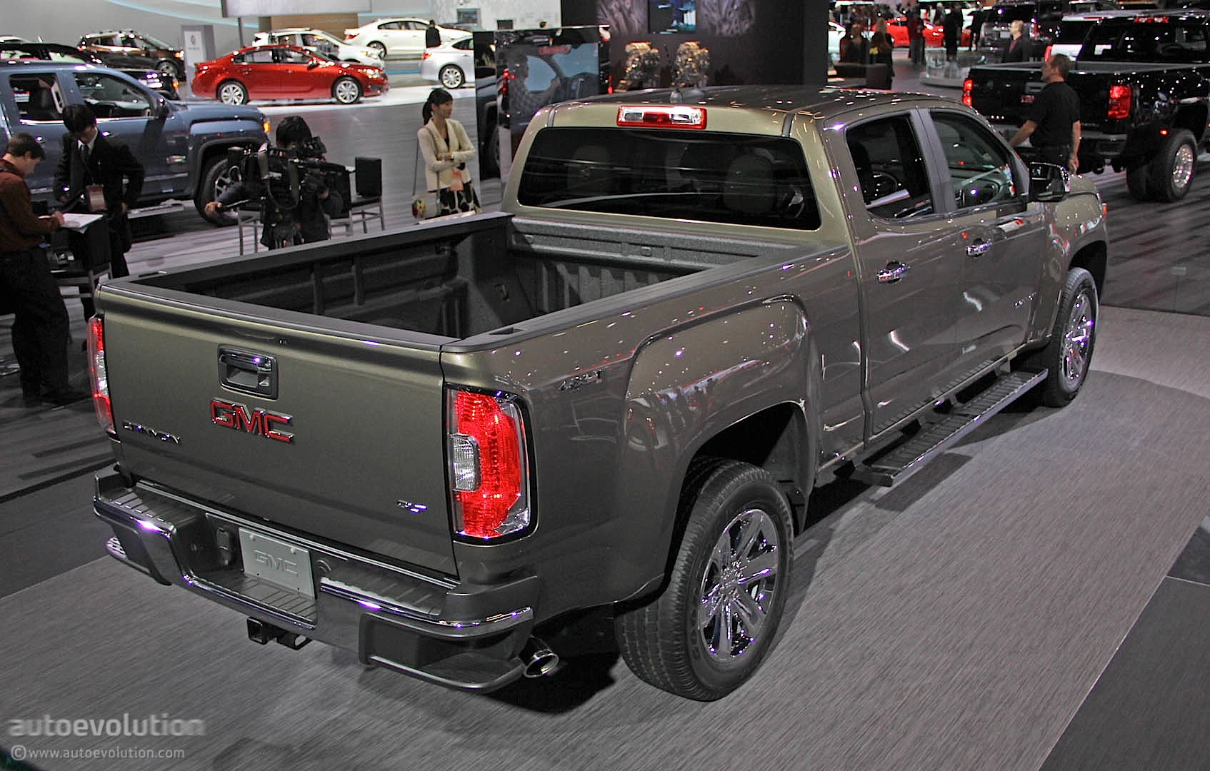 2017 Gmc Canyon Release Date And Price | 2015 Best Auto Reviews