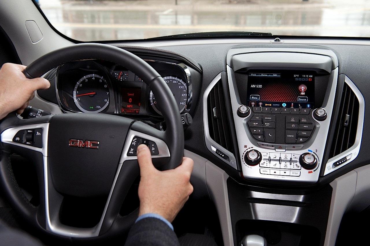 2016 Gmc Yukon Denali >> 2015 GMC Terrain Gets OnStar 4G LTE - autoevolution