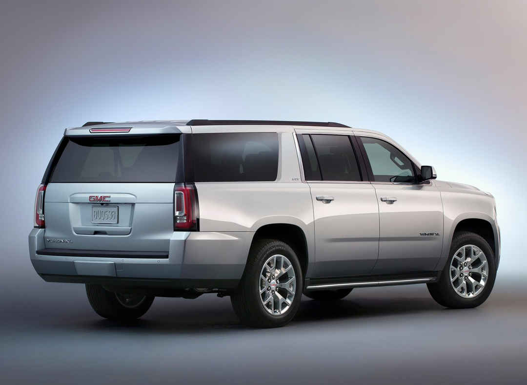 2015 gmc yukon denali yukon xl revealed video photo gallery autoevolution. Black Bedroom Furniture Sets. Home Design Ideas