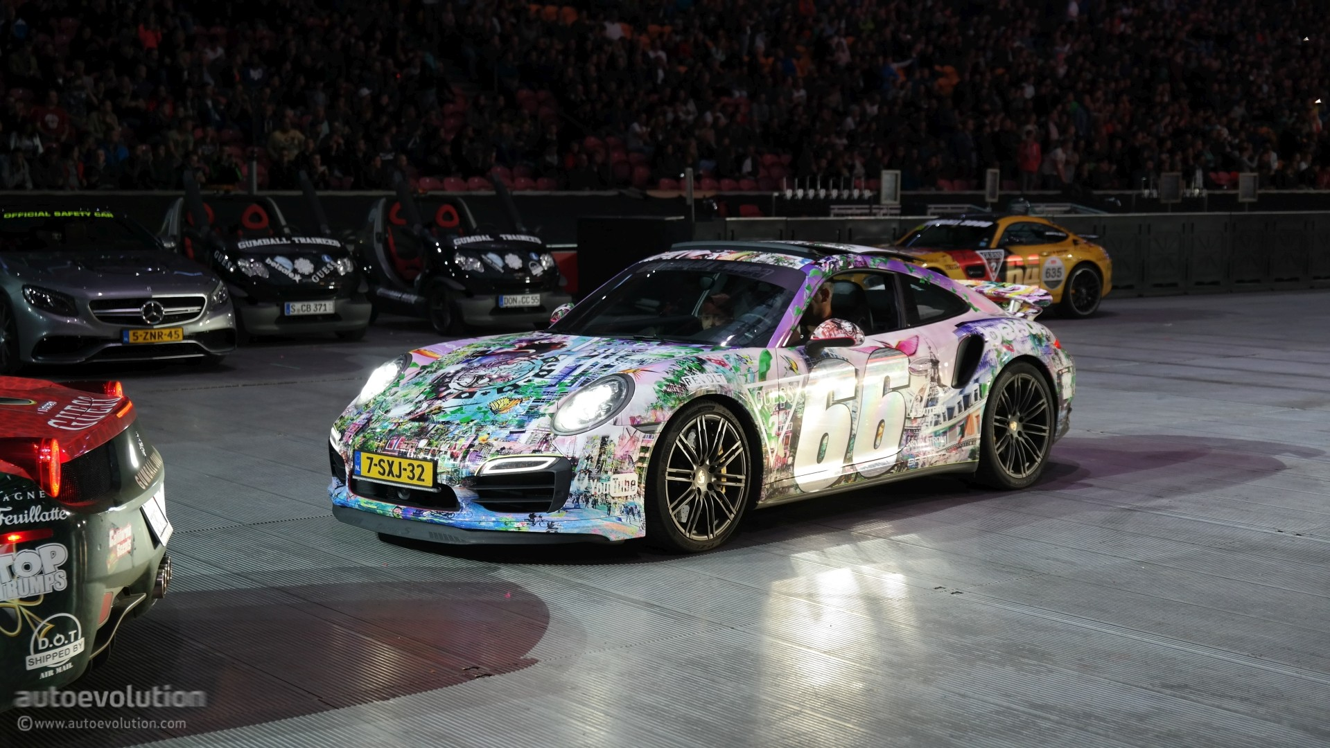 2015 Gumball 3000 Rally Live Journal Day Four Germany Hates Us Holland Loves Us Autoevolution