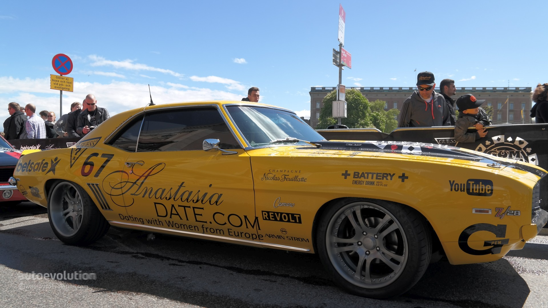 2015 Gumball 3000 Rally Live Journal - Day One - Supercars, Muscle ...