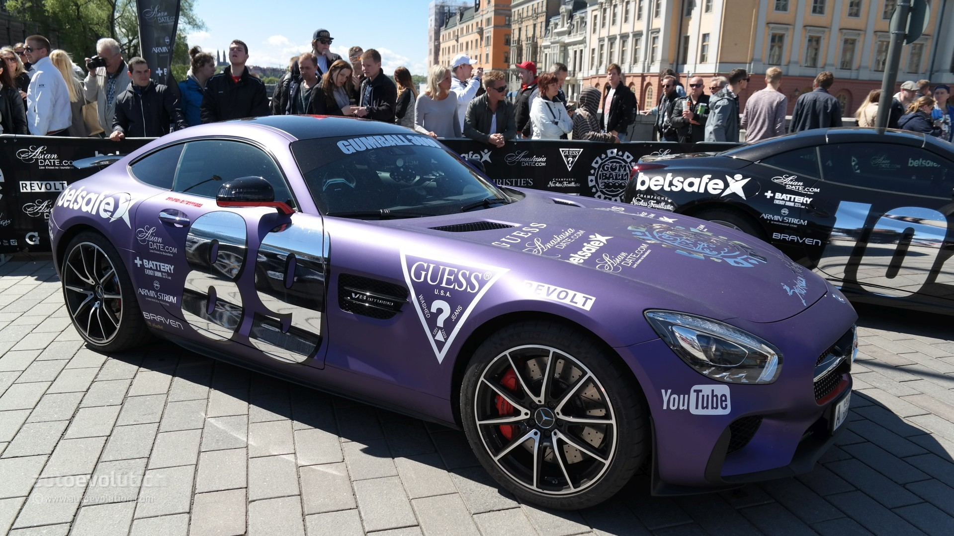 2015 Gumball 3000 Rally Live Journal Day One Supercars