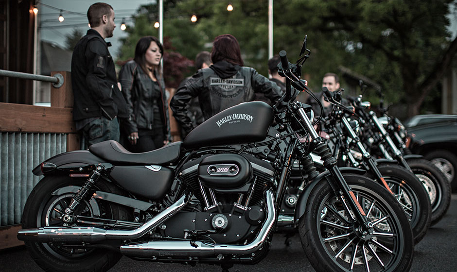 2015 Harley Davidson 883 Iron Surfaces Autoevolution