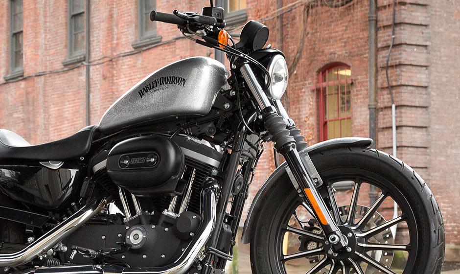 2015 Harley Davidson 883 Iron Surfaces Autoevolution