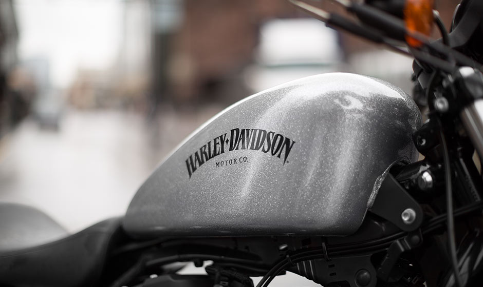 Harley Davidson Iron Surfaces Photo Gallery