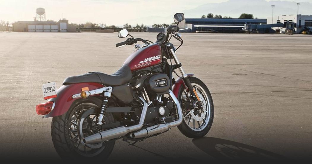 2015 Harley Davidson 883 Roadster Sense And Simplicity