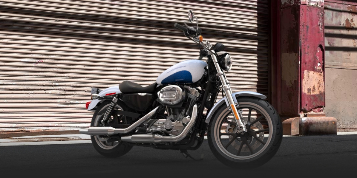 2015 Harley Davidson 883 Sportster Superlow Arrives In Style Autoevolution