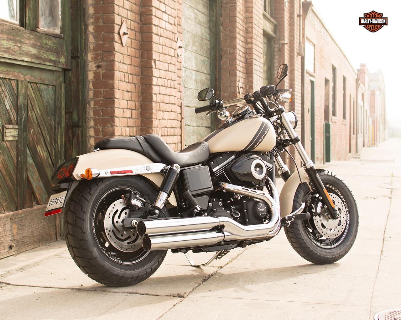 2015 Harley Davidson Fat Bob Is Unchanged Autoevolution
