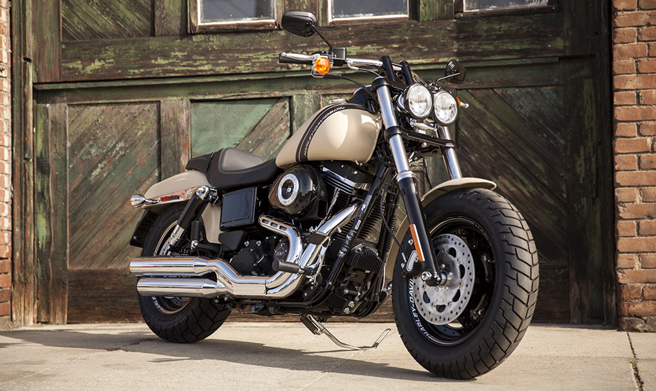 2015 Harley-Davidson Fat Bob Is Unchanged - autoevolution